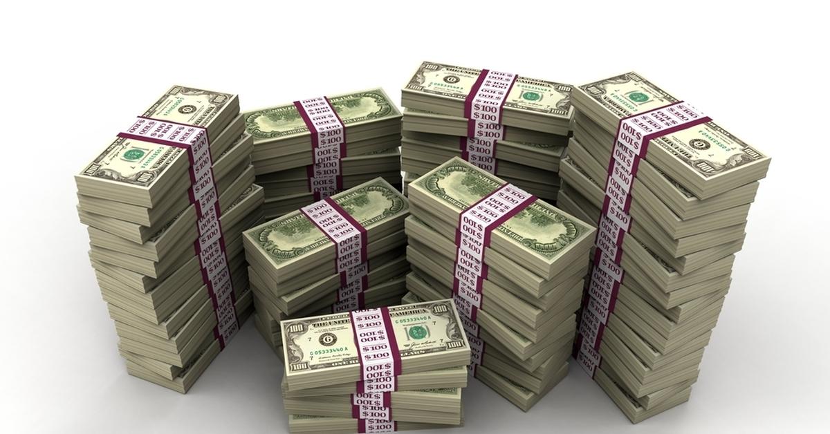 Картинки огромных денег