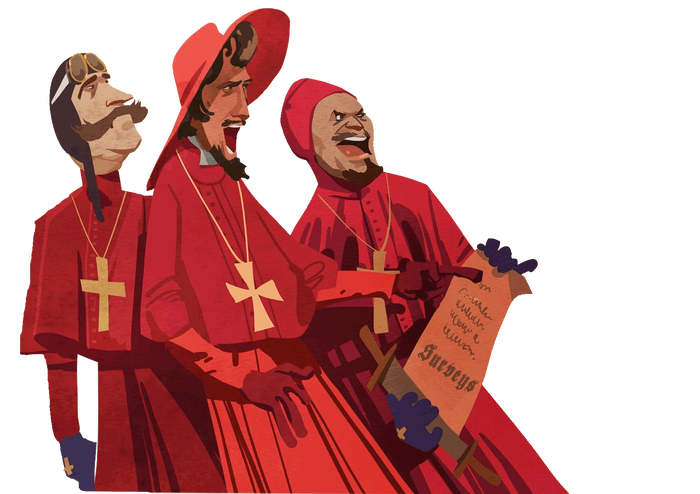 Инквизиция Испанская инквизиция, Религия, История средневековья, Длиннопост