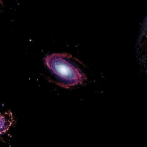 10 теорий о конце Вселенной Космос, Вселенная, Конец света, Гифка, Длиннопост