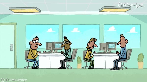Приколы в офисе