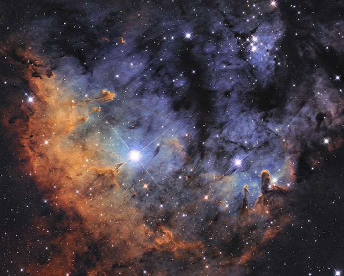 Звёздное небо и космос в картинках - Страница 37 1568796272146348179