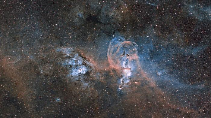 Звёздное небо и космос в картинках - Страница 37 1568796489151044652