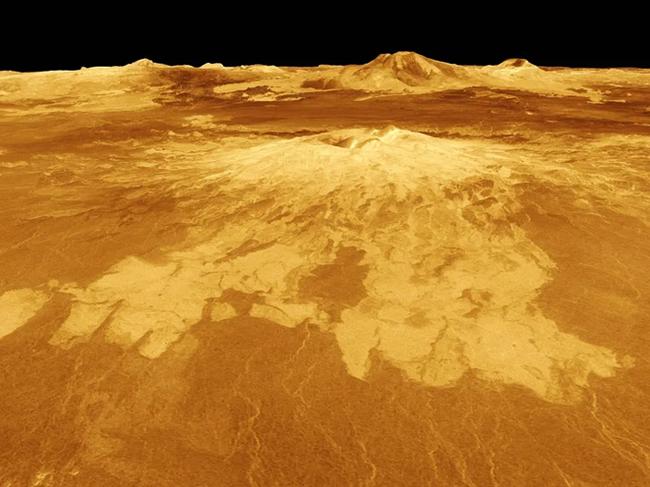 Колонизация Венеры или как выжить в аду 1569501739191912830