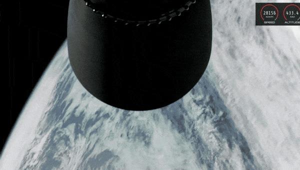 Новозеландская компания RocketLab осуществила свой 9-й пуск ракеты Electron Electron, Rocket lab, Ракета, Частная космонавтика, Гифка, Видео, Длиннопост