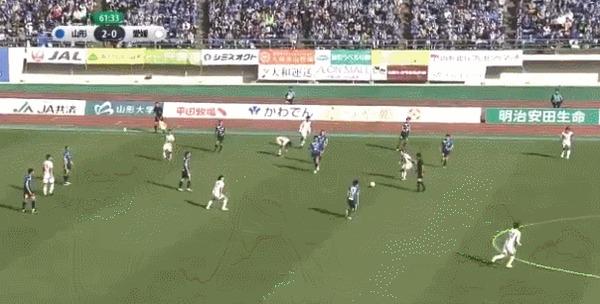 Когда ты слегка туповат Спорт, Футбол, Япония, Лузер, Вратарь, Fail, Гифка, Мат