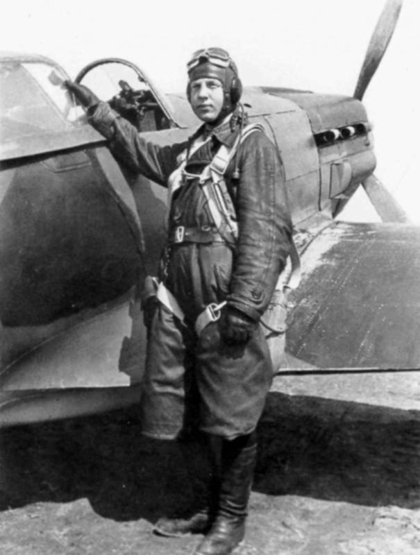 Великая отечественная война летчики картинки