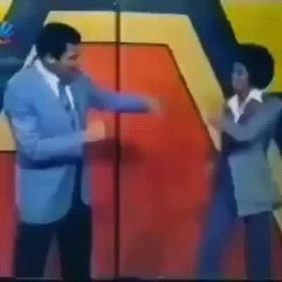 Мухаммед Али против Майкла Джексона