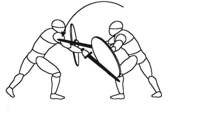 Изнанка войны. Средневековые (и не только) ранения Фехтование, Рана, Средневековье, Война, Оружие, Исследования, Доспехи, Длиннопост