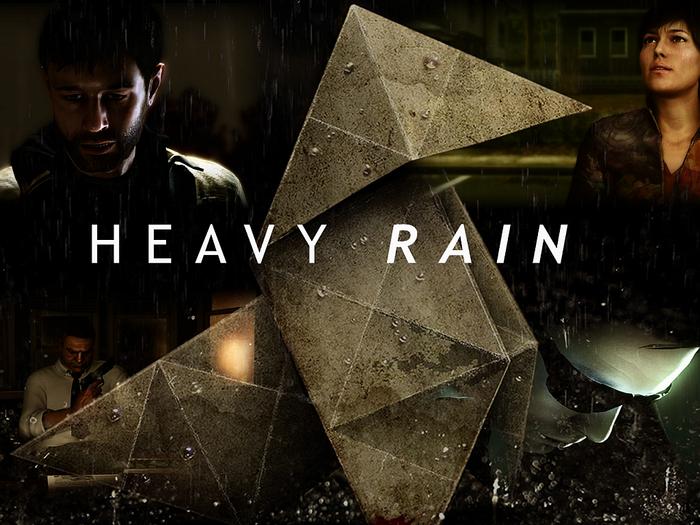 Codex взломала PC-версию Heavy Rain Heavy Rain, Компьютерные игры, Epic Games Store, Codex, Взлом