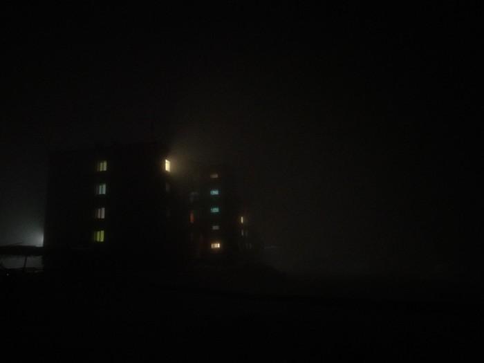 Работа каюром в полярную ночь, Шпицберген Собачья упражка, Каюр, Шпицберген, Полярная ночь, Длиннопост