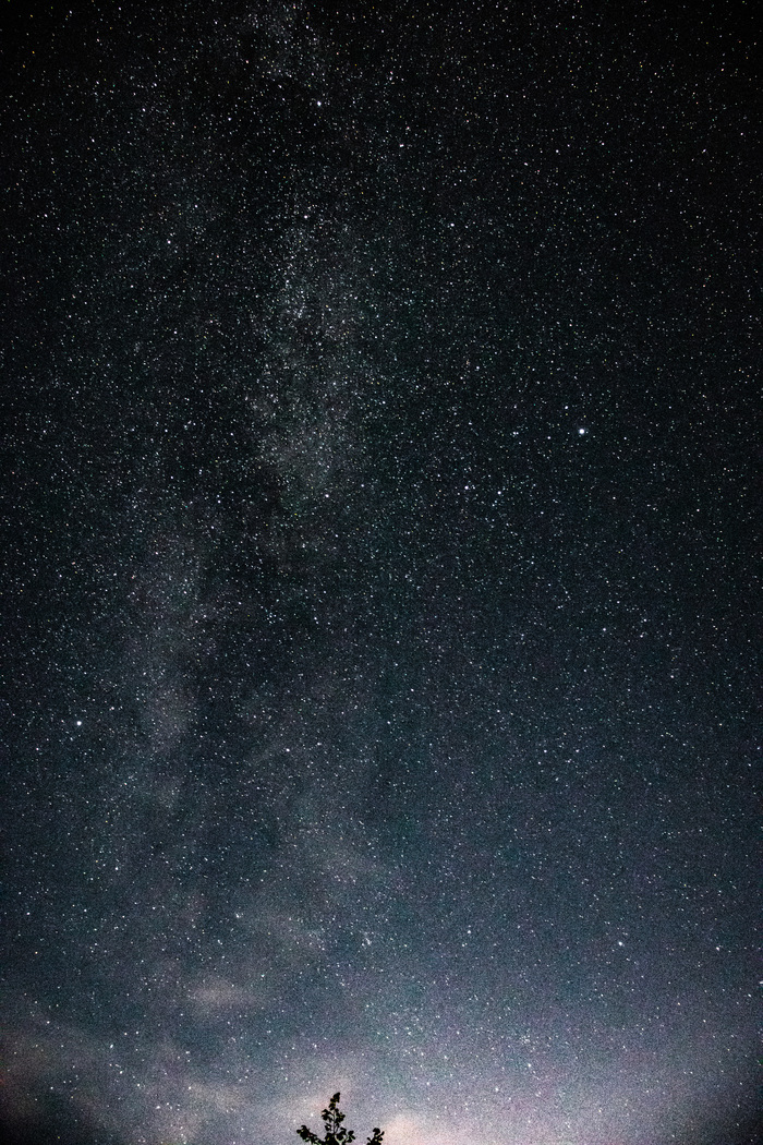 Бесконечный ворох звезд