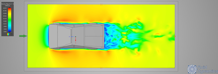 Аэродинамика Tesla Cybertruck. Мой ответ Аэродинамика, Tesla Cybertruck, Илон Маск, Cfd, Длиннопост