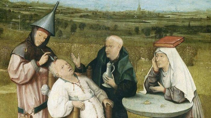 Случай из истории крестовых походов, который неплохо описывает медицину начала XII в. Медицина, Крестовый поход, 12 век, Лечение