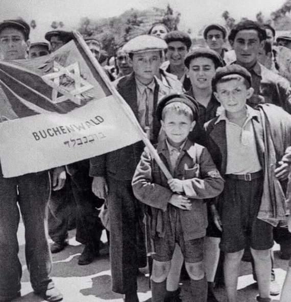 Дети выжившие в концлагере Израиль, Бухенвальд, Победа, Мир, Дети