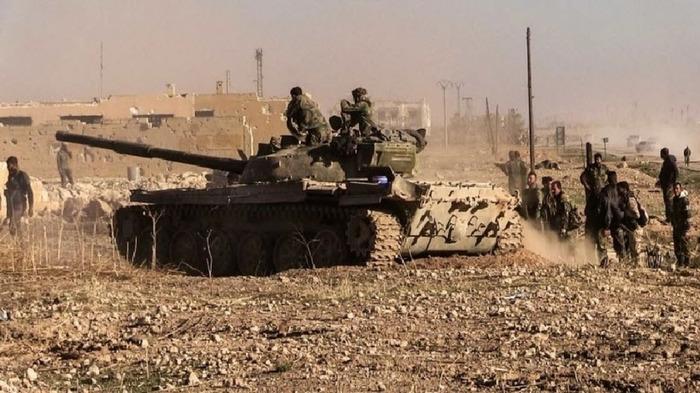 Америка защищают нефть на востоке Сирии Америка, Россия, Сирия, Политика