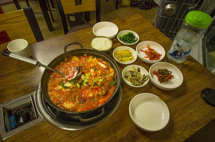 Корейская кухня Сеул, Южная Корея, Корейская кухня, Путешествия, Михаил, Туризм, Фотография, Длиннопост