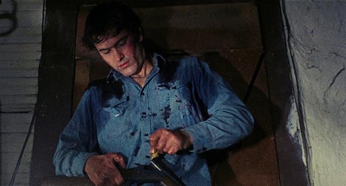 """Что показала серия фильмов """"Зловещие мертвецы"""". Зловещие мертвецы, Брюс Кэмпбелл, Эш Уильямс, Сэм Рэйми, Оружие, Факты, Длиннопост"""