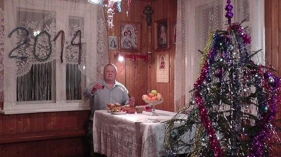 История одного мужика Новый Год, Человек, Одиночество, Длиннопост