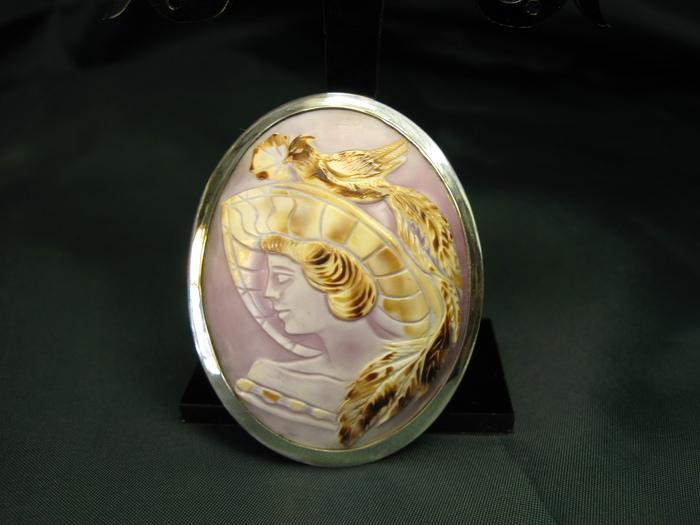 Камеи и раковины из которых их делают Камеи, Ручная работа, Искусство, Длиннопост