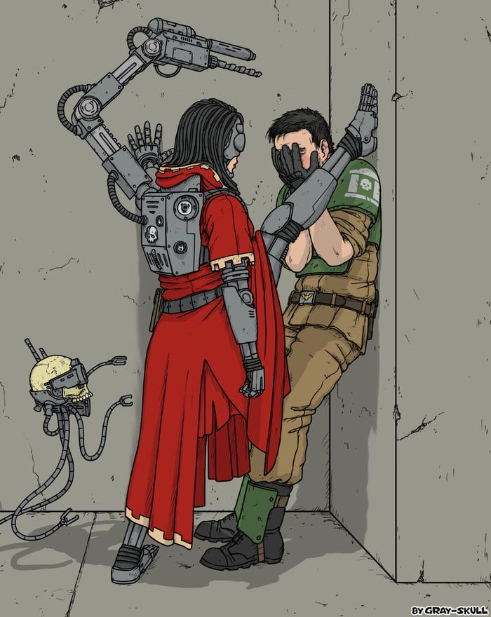 Внезапная атака! quotКадианский пилонquot под угрозой! (by Gray-Skull)