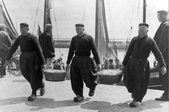 Голландские шаровары: необычная мода столетней давности Голландия, История, Длиннопост