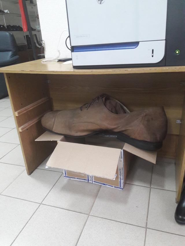 Гулливер Обувь, Работа, Ручная работа, Большой размер, Большой размер обуви, Длиннопост
