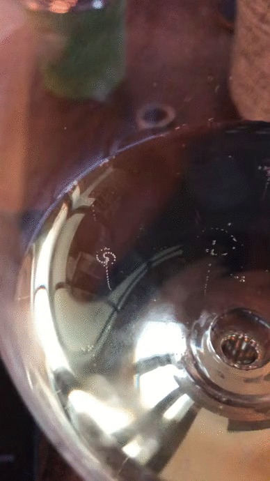Пузырьки шампанского