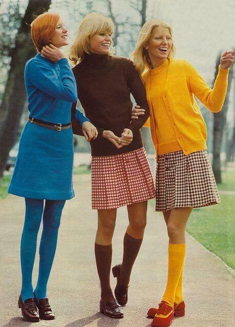Мода 1972 года