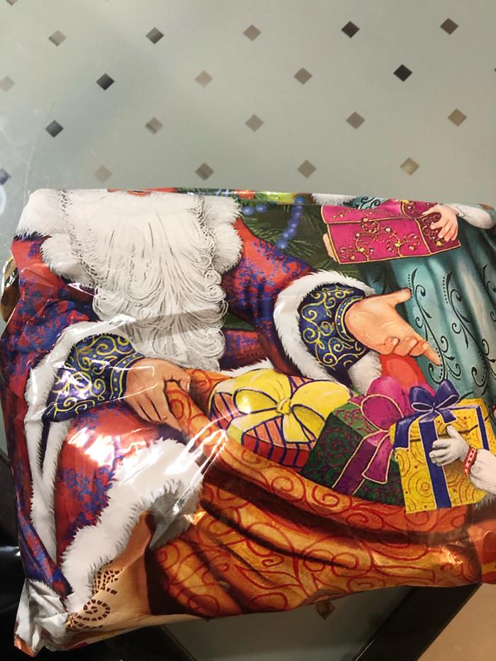 АДМ Колпино-Обнинск Обмен подарками, Отчет по обмену подарками, Длиннопост, Тайный Санта