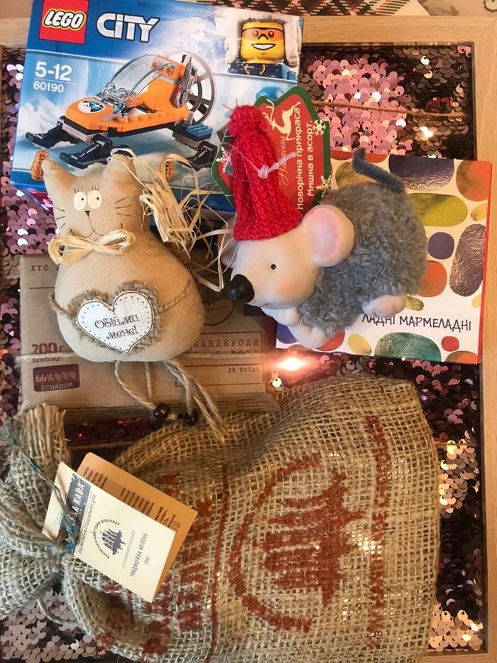 АДМ Дежавю Киев - Долгопрудный Отчет по обмену подарками, Дежавю, Новогодний обмен подарками, Длиннопост