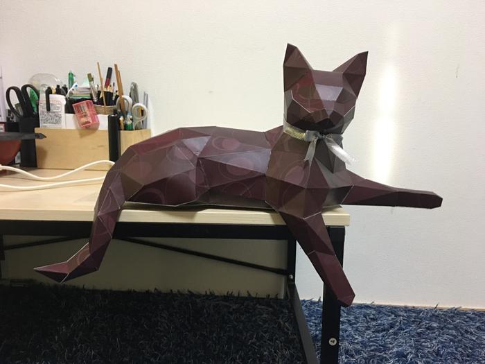 Paper craft Papercraft, Бумажный моделизм