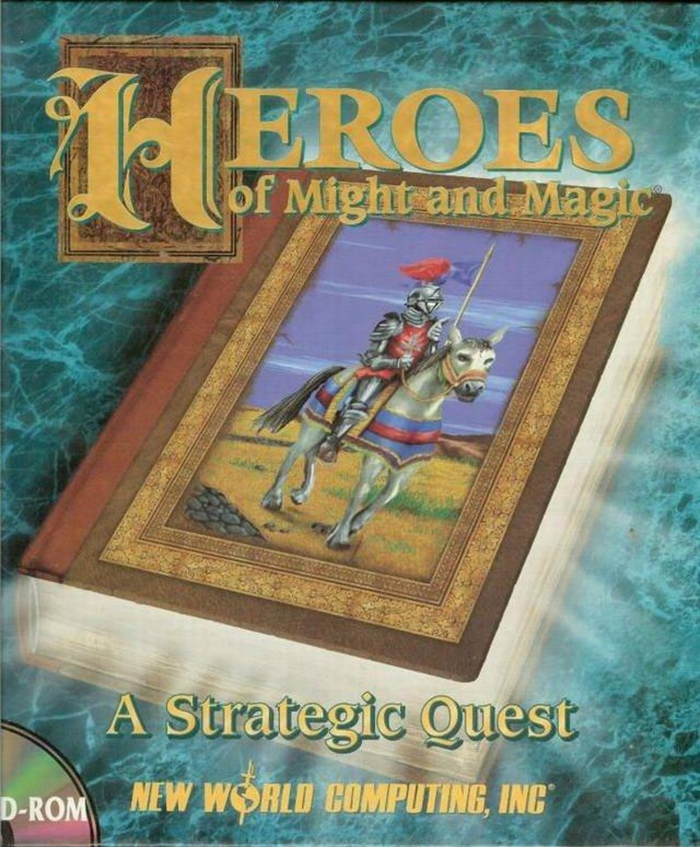 Ретро игры. Heroes of Might and Magic