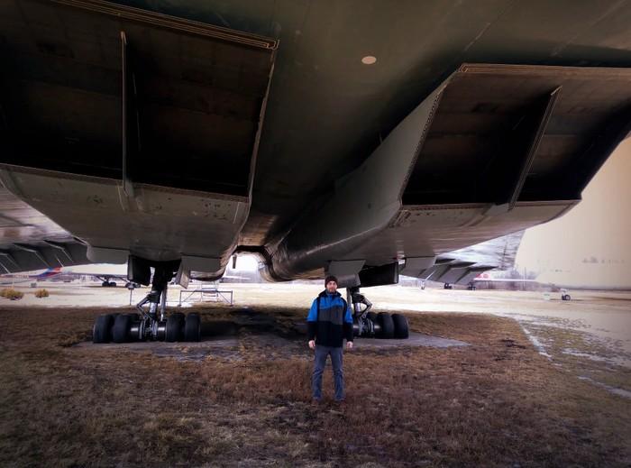 Про размеры самолетов