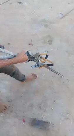 Новая бразильская винтовка