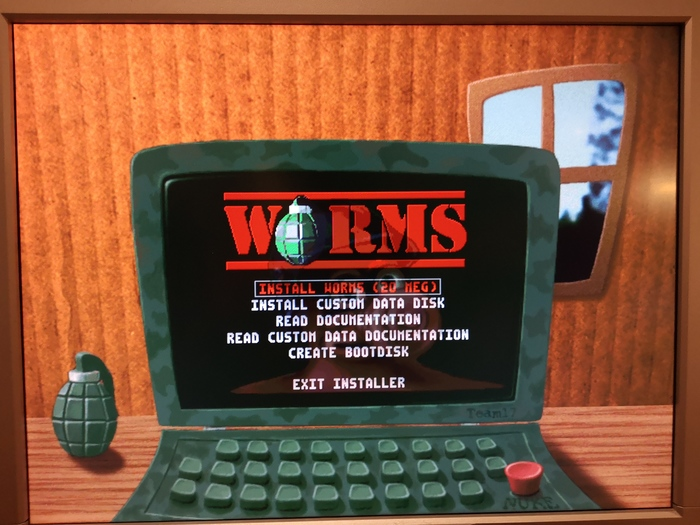 Мой топовый DOS-гейминг сегодня наконец, играю!