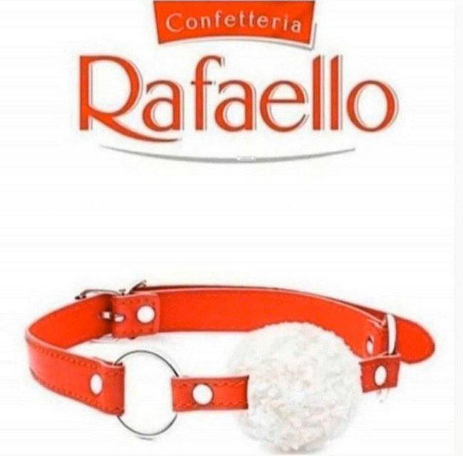 Рафаэлло - вместо тысячи слов