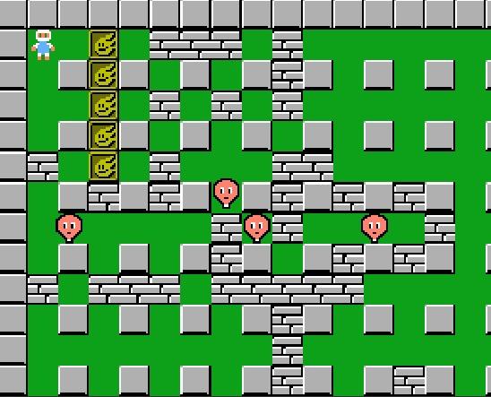 Клон Bomberman на Unity - Часть 3, заключительная Unity, Unity3d, Bomberman, Программирование, Dendy, Туториал, Гифка, Видео, Длиннопост