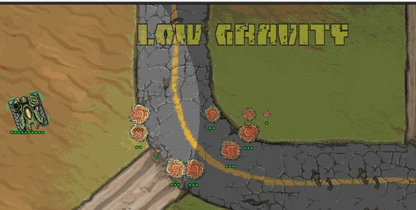 Продолжаю не доделывать игру Gamedev, MMO, RTS, Гифка, Длиннопост