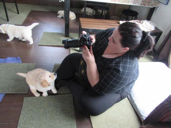 Когда очень хочешь помочь фотографу