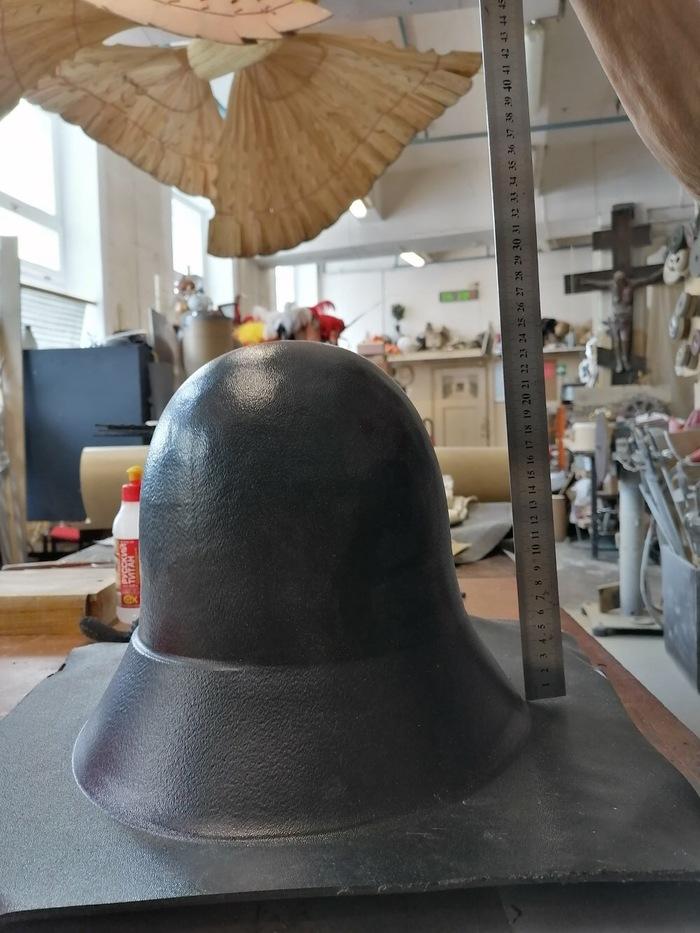 Про полицейские шлемы