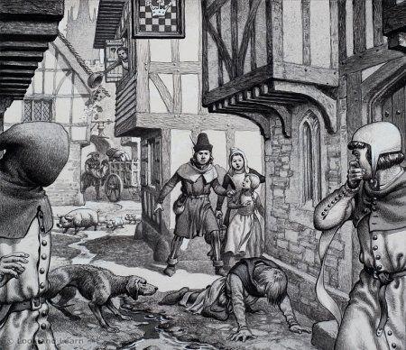 Можем повторить - опыт борьбы с эпидемией в Европе прошлых веков Коронавирус, История, Длиннопост