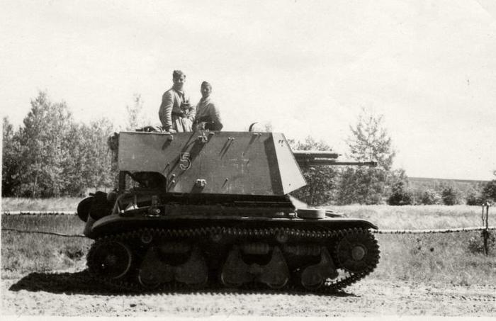 Что было в вермахте и чего не было в РККА. Часть 3