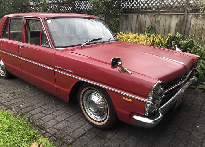 Nissan Gloria 1967