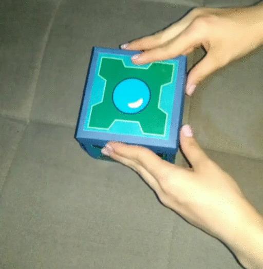 Коробка мистера Мисикса Рик и Морти, Коробка, Подарки, Гифка, Длиннопост