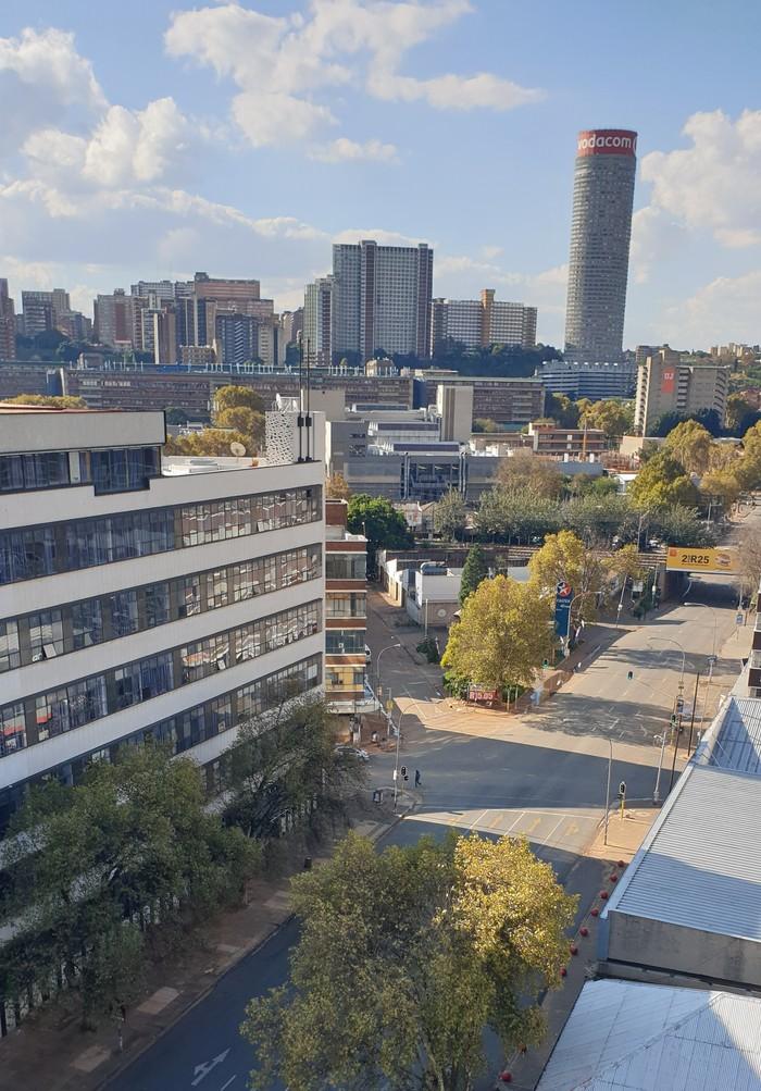 Воскресный поход в маркет в Йоханессбурге
