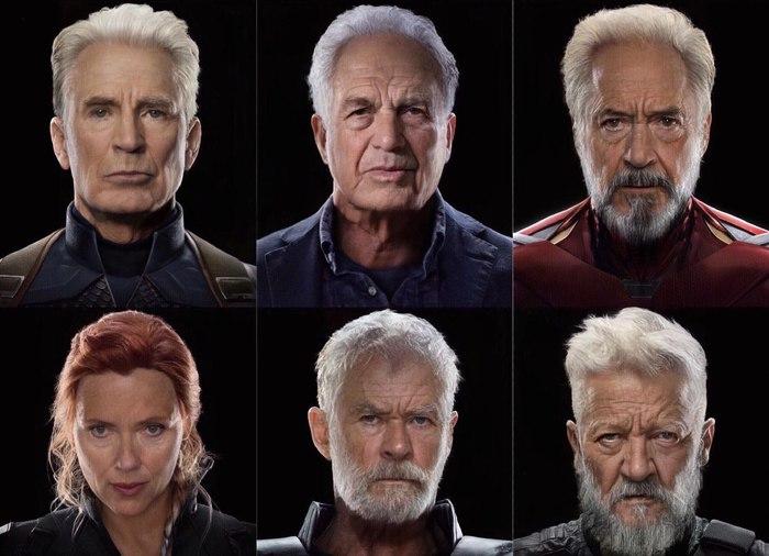 Мстители: Пенсионный переворот