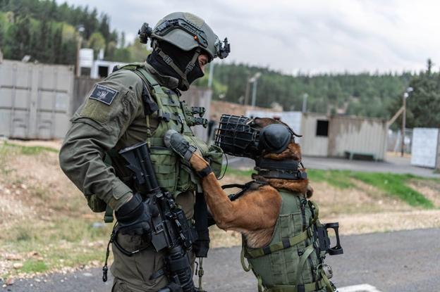 Боевые псы израильского спецназа