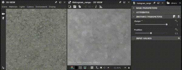 Делаем бетон в Substance Designer. Часть 1 3D, 3D моделирование, Текстуры, Substance Designer, Textures, Компьютерная графика, Gamedev, Игры, Гифка, Длиннопост