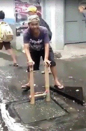 Грязная работа