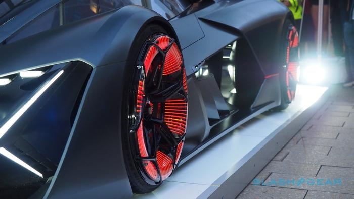 Электрический суперкар «третьего тысячелетия» Авто, Автомобилисты, Lamborghini, Электромобиль, Суперкар, Концепт, Концепт-Кар, Длиннопост